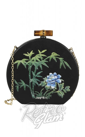 Collectif Tania Tiki Clutch Purse