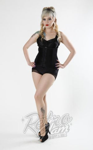 Rago Firm Shaping Girdle in Black