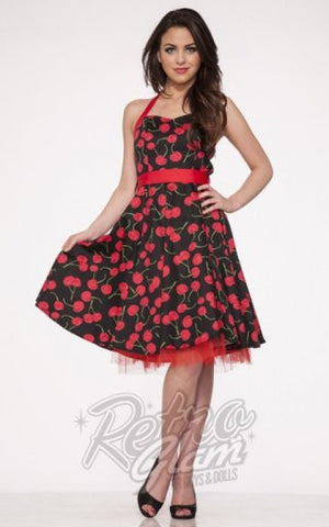 Hearts and Roses Ma Cherie Swing Dress