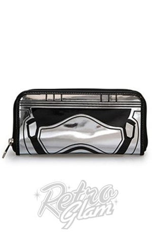Loungefly Star Wars Captain Phasma Wallet
