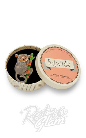 Erstwilder Eyes Wide Open Tarsier Brooch box