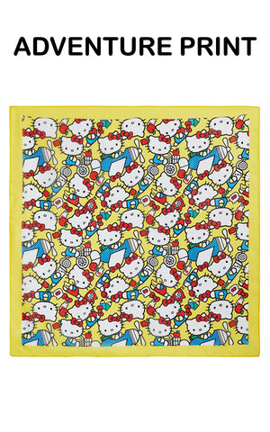 Erstwilder Hello Kitty Small Head Scarf adventure