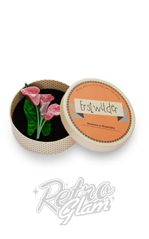 Erstwilder Beauty Blooms Brooch box