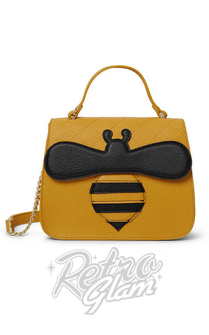 Erstwilder Babette Bee Top Handle Bag