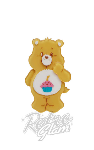 Erstwilder Birthday Bear Brooch