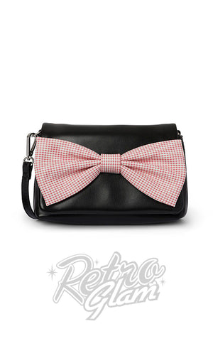 Erstwilder Elissa the Indie Cat Bow Hip Bag
