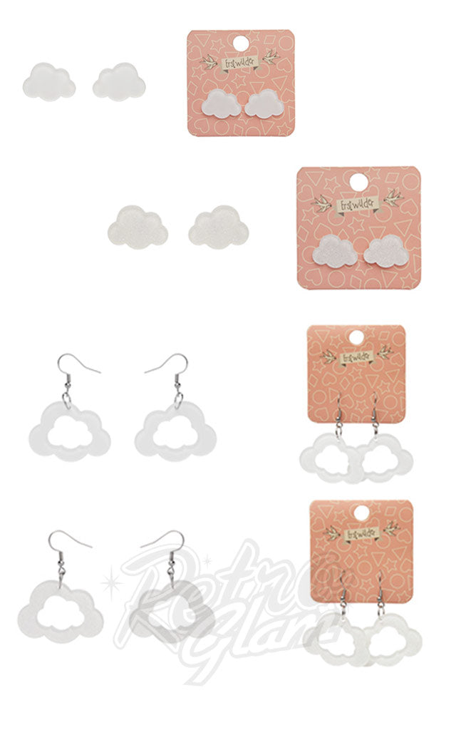 Erstwilder Cloud Essential Earrings - Assorted