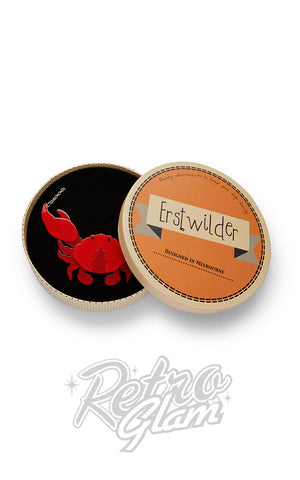 Erstwilder Crustacean Elation Necklace Box