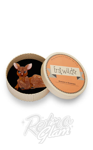 Erstwilder Doe Eyed Deary Brooch box