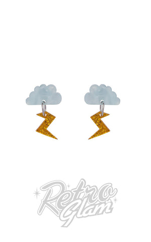 Erstwilder Boom, Crash Earrings