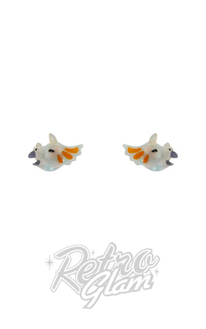 Erstwilder Tricera-Pop Stud Earrings