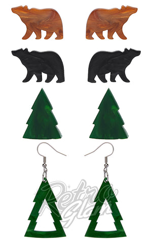 Erstwilder Essentials Woodlands Earrings