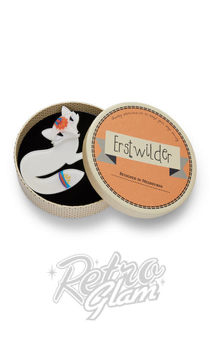 Erstwilder Finn the Fabled Fox Brooch box