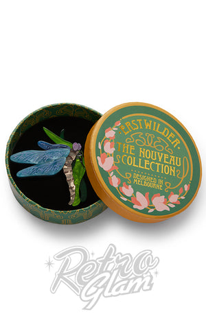 Erstwilder On Gossamer Wings Brooch box