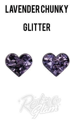 Erstwilder Heart Stud Earrings - Pick from Current Selection