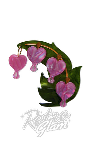 Erstwilder Heart-to-Heart Brooch