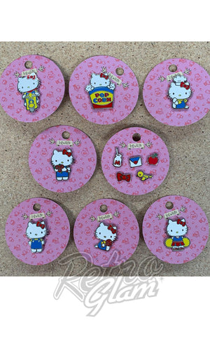 Erstwilder Hello Kitty Enamel Pins