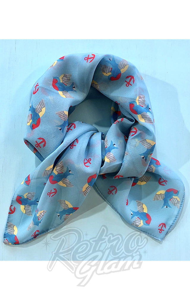 Erstwilder Betty Jo Sparrow Scarf