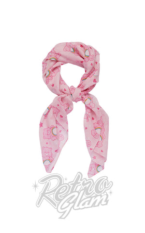 Care Bear Head Scarf - Assorted Designs