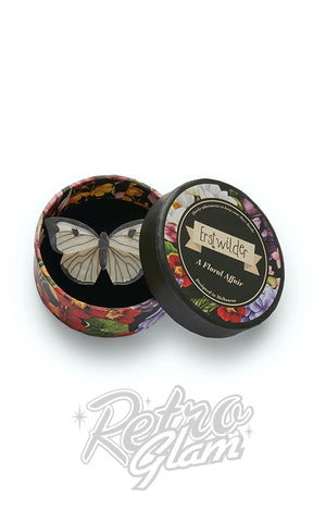 Erstwilder Social Butterfly Mini Brooch box