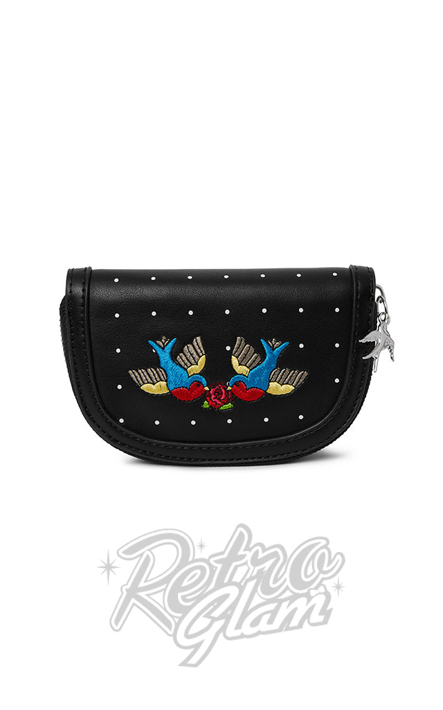 Erstwilder Bettie Jo Sparrow Coin Purse