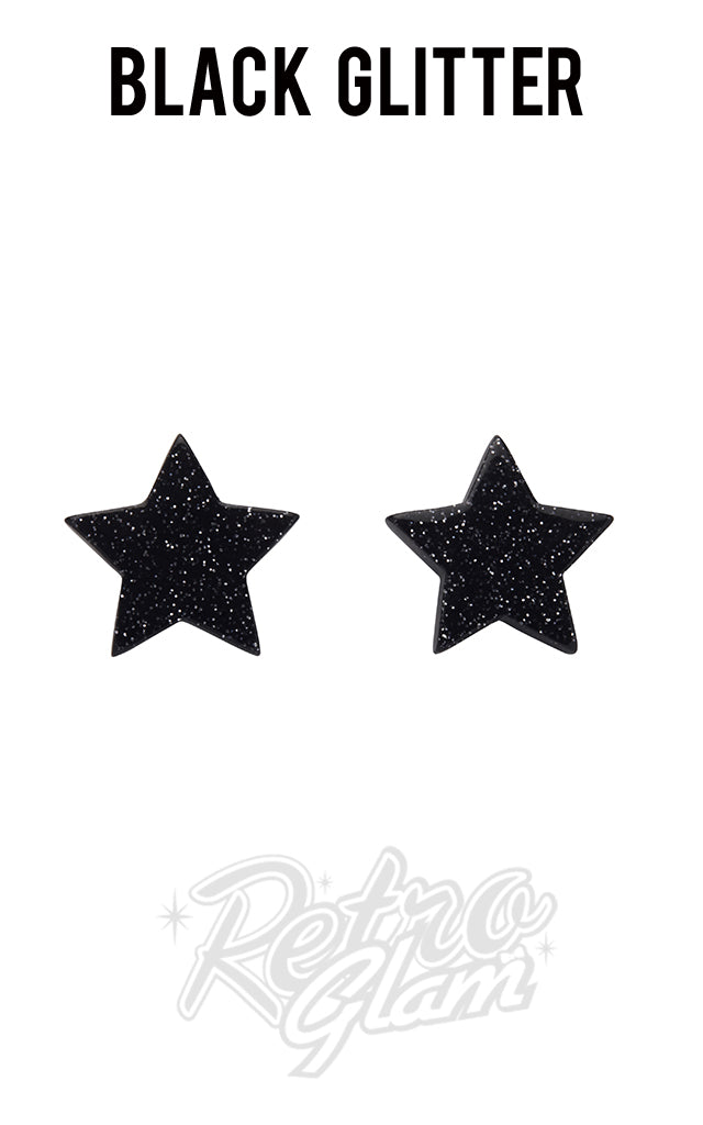 Erstwilder Star Stud Earrings - Pick from Current Selection