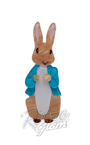 Erstwilder Peter Rabbit Collection Peter Rabbit resin Brooch