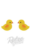 Erstwilder Charming Chicks resin Earrings