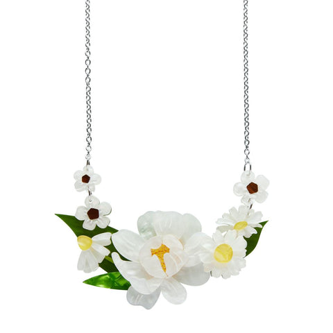 Erstwilder Morning Blossom Necklace