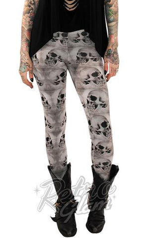 Folter Profiles Leggings Skulls