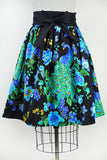 Heart of Haute Gypsy Skirt in Peacock Royale
