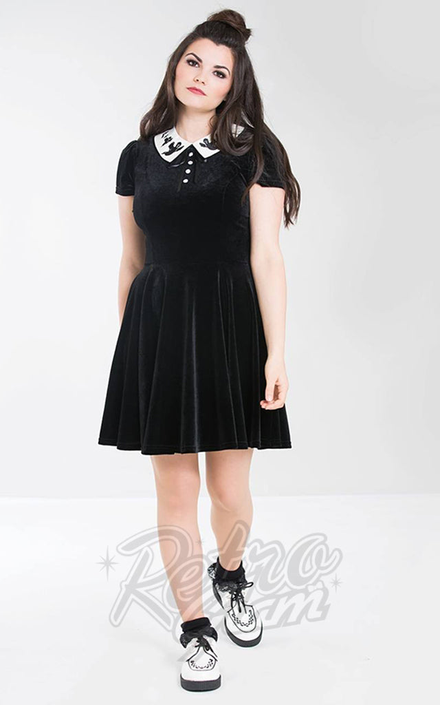 Hell Bunny Casper Mini Dress