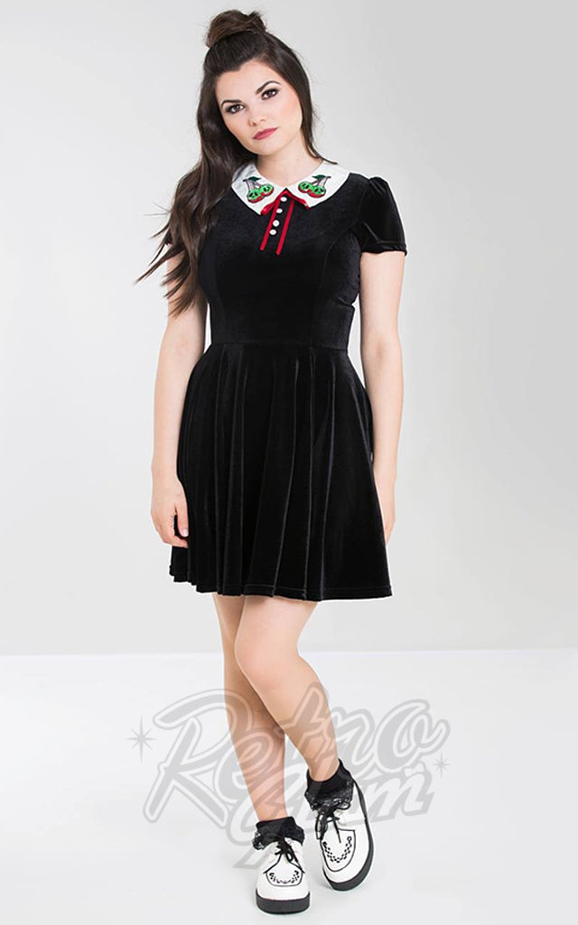 Hell Bunny Nightshade Mini Dress