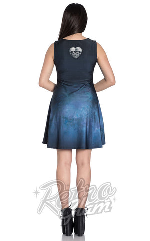 Hell Bunny Sedna Mini Dress Back