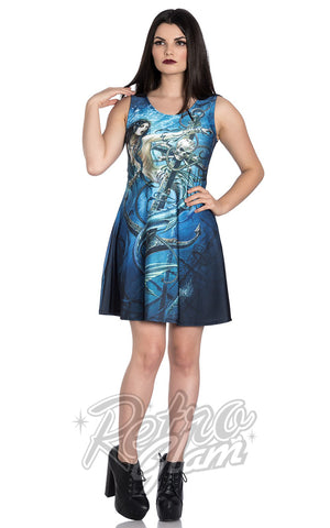Hell Bunny Sedna Mini Dress