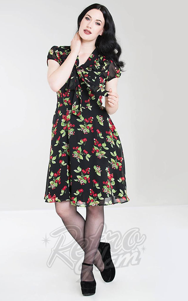 Hell Bunny Charlotte Dress