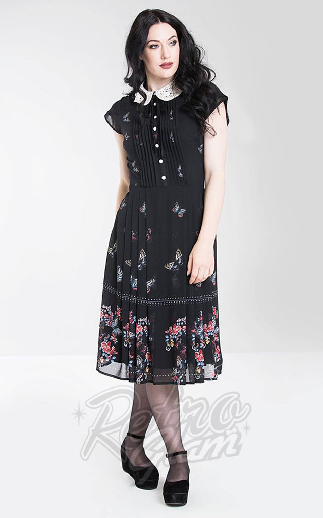 Hell Bunny Butterfly Dress