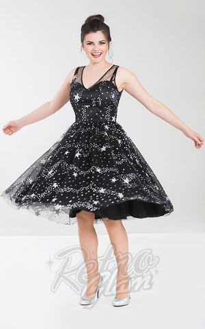Hell Bunny Cosmic Love Dress