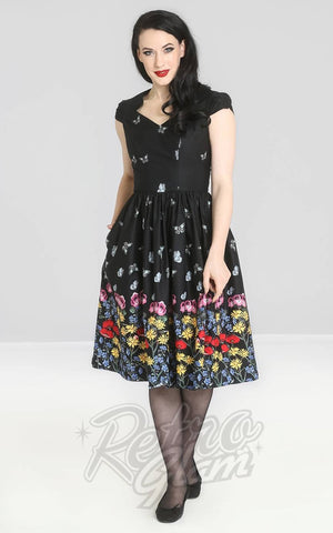 Hell Bunny Meadow 50's  Dress