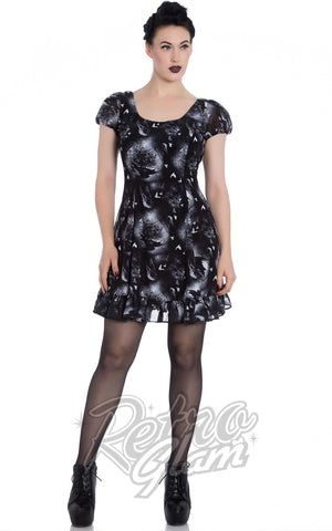 Hell Bunny Ash Mini Dress