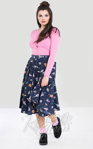Hell Bunny Atomic 50's Skirt