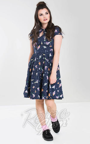 Hell Bunny Atomic Mid Dress