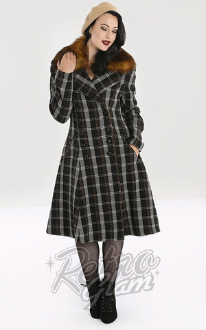 Hell Bunny Brooklyn Coat