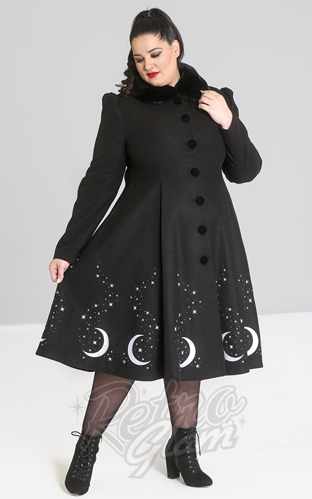Hell Bunny Interstellar Coat
