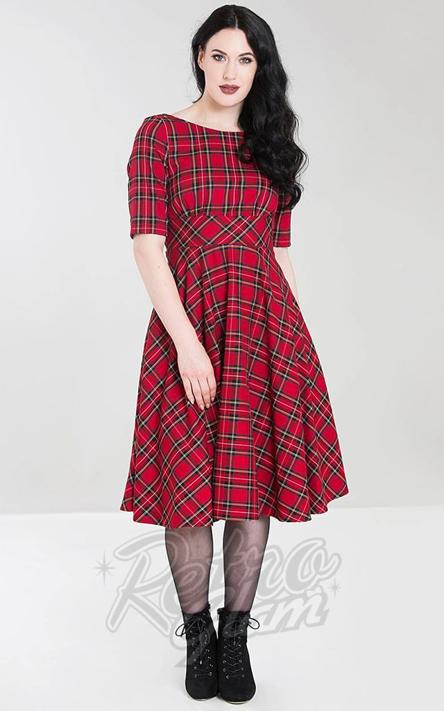 Hell Bunny Irvine 50s Dress