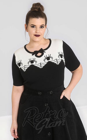 Hell Bunny Itsy Bitsy Jumper plus size