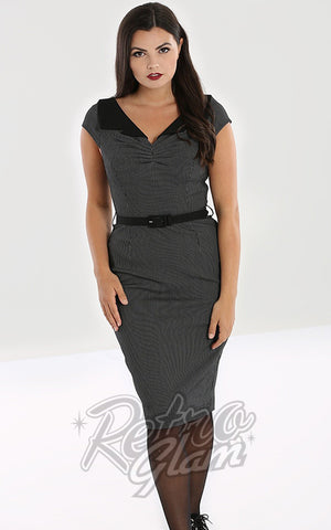 Hell Bunny Jack Pencil Dress