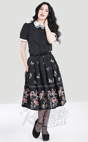 Hell Bunny Leticia 50's Skirt