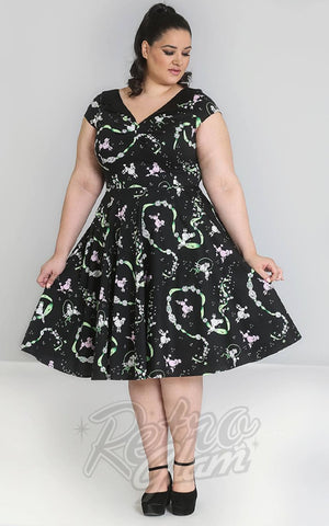 Hell Bunny Lexie 50's Dress curvy