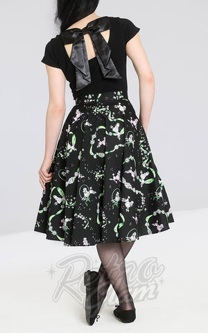 Hell Bunny Lexie 50s Skirt back